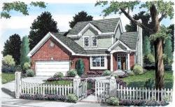 Traditional Style Floor Plans Plan: 46-354