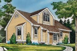 Traditional Style House Plans Plan: 46-363