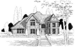 Traditional Style House Plans Plan: 46-388