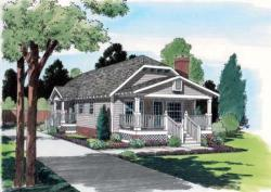 Country Style House Plans Plan: 46-395