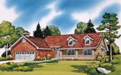 Traditional Style Floor Plans Plan: 46-403
