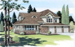 Traditional Style Floor Plans Plan: 46-405
