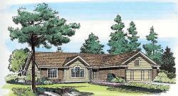 Traditional Style Floor Plans Plan: 46-437