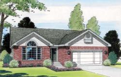 Traditional Style House Plans Plan: 46-441