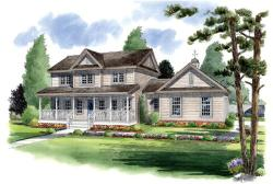 Country Style House Plans Plan: 46-447