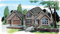 Traditional Style House Plans Plan: 46-474