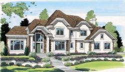 Traditional Style House Plans Plan: 46-477