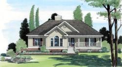 Traditional Style Floor Plans Plan: 46-485
