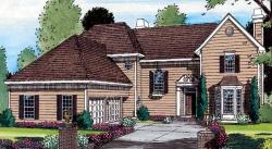Traditional Style Floor Plans Plan: 46-495