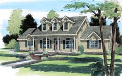 Southern Style House Plans Plan: 46-501