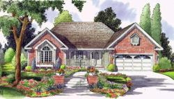 Traditional Style Floor Plans Plan: 46-511