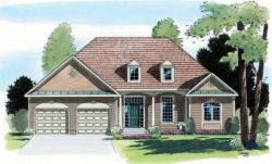 Traditional Style Floor Plans Plan: 46-513