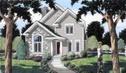 Traditional Style Floor Plans Plan: 46-527