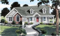Traditional Style House Plans Plan: 46-534