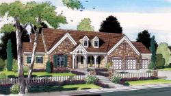 Traditional Style House Plans Plan: 46-549