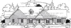 Traditional Style House Plans Plan: 46-554