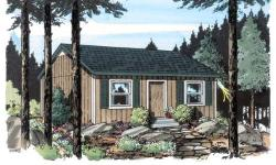 Traditional Style Floor Plans Plan: 46-605