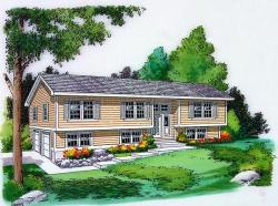 Traditional Style Floor Plans Plan: 46-619