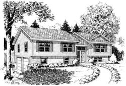 Traditional Style House Plans Plan: 46-620