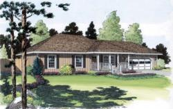 Traditional Style House Plans Plan: 46-637