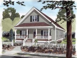 Bungalow Style House Plans 46-740
