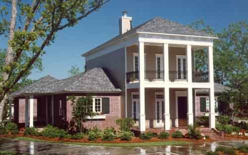 Plantation House Plan 3 Bedrooms 2 Bath 2458 Sq Ft Plan 47 193