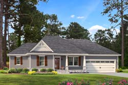 Country Style Floor Plans Plan: 47-217