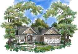 Traditional Style Floor Plans Plan: 48-102
