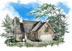 Traditional Style House Plans Plan: 48-103