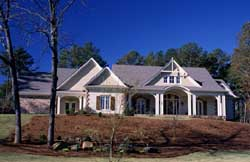 Southern Style House Plans Plan: 48-144