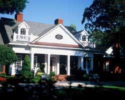 Southern-Colonial Style Floor Plans Plan: 48-146