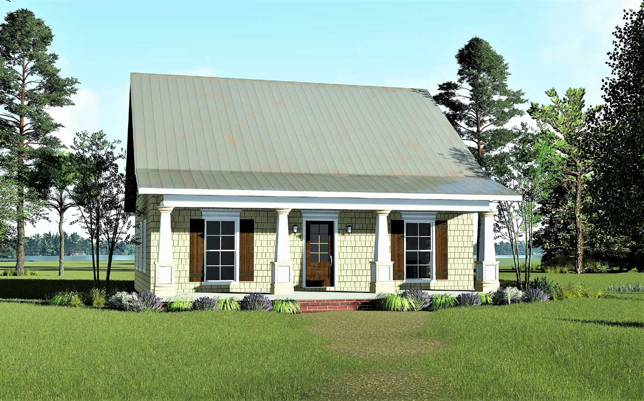 Craftsman Style House Plans Plan: 49-188