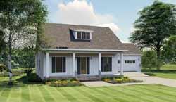 Bungalow Style House Plans Plan: 49-194