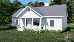 Country Style House Plans 49-219