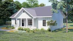 Country Style House Plans 49-221