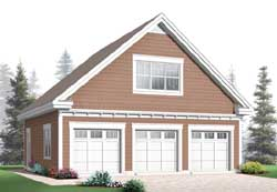 Craftsman Style House Plans Plan: 5-1008