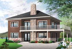 Traditional Style Floor Plans Plan: 5-1236