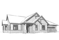 Craftsman Style Floor Plans Plan: 5-1275
