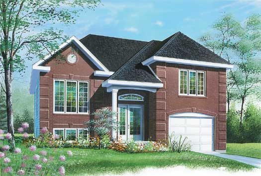 European Style Floor Plans 5-229