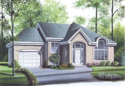 Style Home Design 5-252