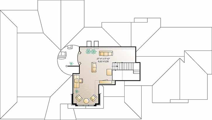 Bonus Floor Plan: 5-333