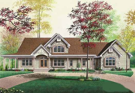 Style Home Design 5-333