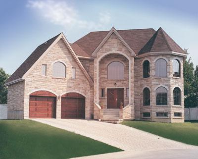 European Style House Plans Plan: 5-416