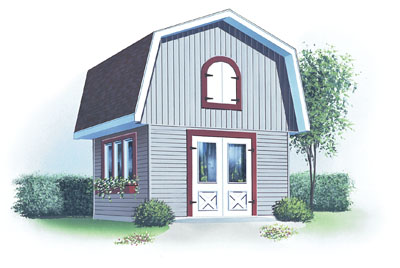 Country Style Floor Plans Plan: 5-485