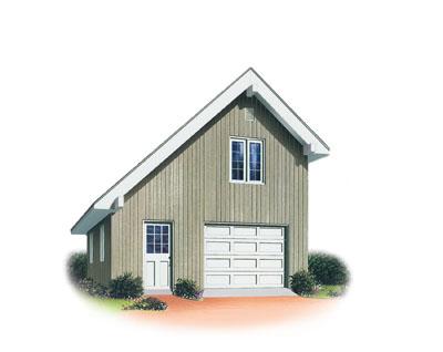 Style Home Design 5-486
