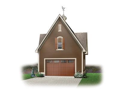 European Style House Plans Plan: 5-498