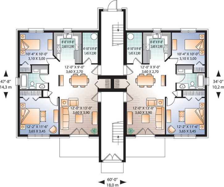 Main Floor Plan: 5-531