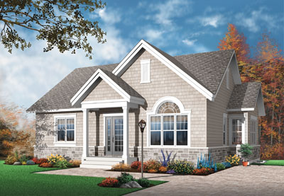 Traditional Style Floor Plans Plan: 5-550