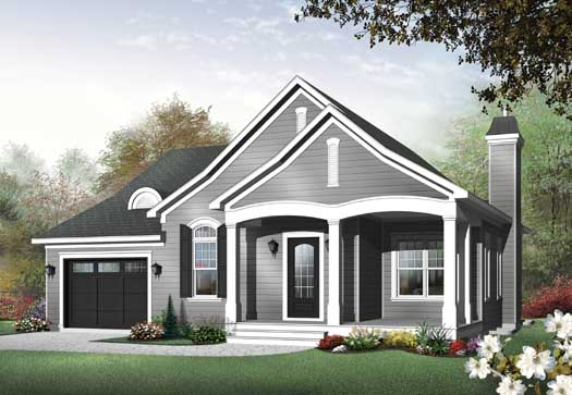 Style House Plans 5-565