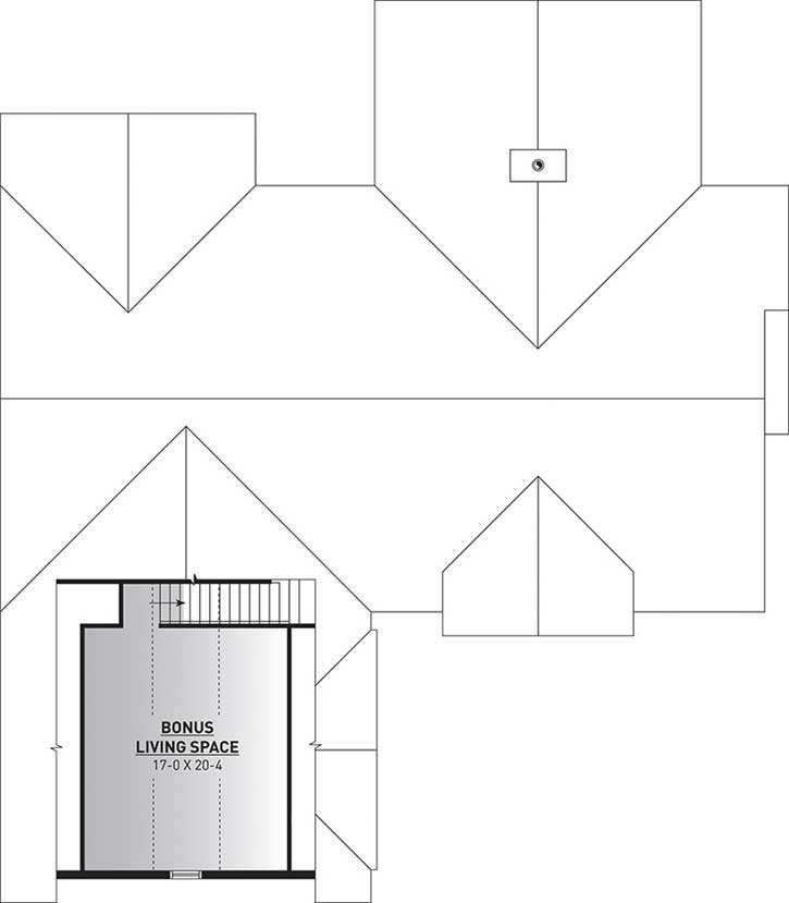 Bonus Floor Plan: 5-583